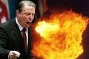 Jeden z největších ekoteroristů světa, který si na lži o oteplování postavil kariéru, americký milionář Al Gore