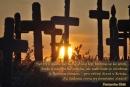 Své bytí máme od Boha, jen on nás může vést k pravdě a správnému životu