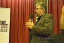 Jiří Weigl na semináří Institutu Václava Klause