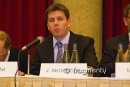 Jan Skopeček přednáší na konferenci IVK