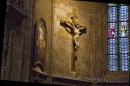 Kristus na kříži v katedrále sv. Víta, Václava a Vojtěcha na Hradčanech