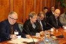 Ministryně Marta Nováková na setkání podnikatelů před odletem do Asie