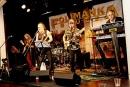 Rocker a politik Ladislav Jakl se svou kapelou Folimanka Blues