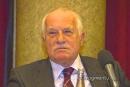 Prezident republiky v létech 2003-2013 Václav Klaus